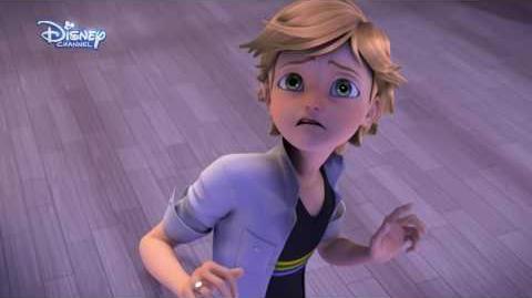 "Disney Channel España Videoclip Prodigiosa Las aventuras de Ladybug - ""Yo soy Santa Clavos"""
