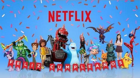 Cumpleaños en Netflix