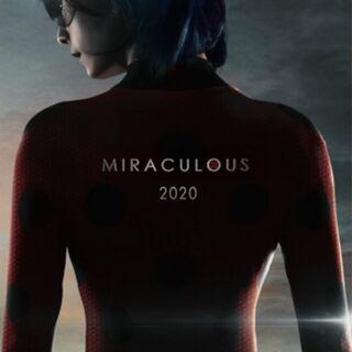 Aktualizovaný plakát s novějším datem vydání filmu, který měl vyjít v roce <i>2020</i>.