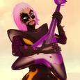 Guitar Villain Square