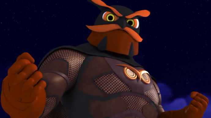 The Dark Owl