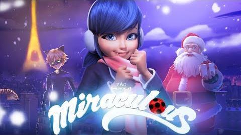 """MIRACULOUS 🐞 ESPECIAL DE NAVIDAD - """"Un regalo para Santa Clavos"""" 🐞 Las Aventuras de Ladybug"""