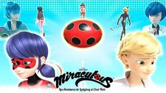 MIRACULOUS 🐞 MIRACLE QUEEN (La bataille des Miraculous partie 2) - Scène finale 🐞 SAISON 3
