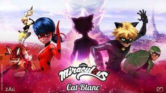 MIRACULOUS 🐞 CAT BLANC - TRAILER 🐞 Las Aventuras de Ladybug
