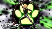 MIRACULOUS 🐱 CAT NOIR 🐱 Las Aventuras de Ladybug Oficial episodio