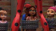 Ladybug Through Legs in Captain Hardrock