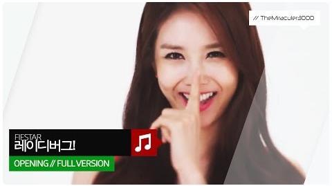 미라큘러스 레이디버그와 블랙캣 - FIESTAR - 미라큘러스! (Full opening song) Korean