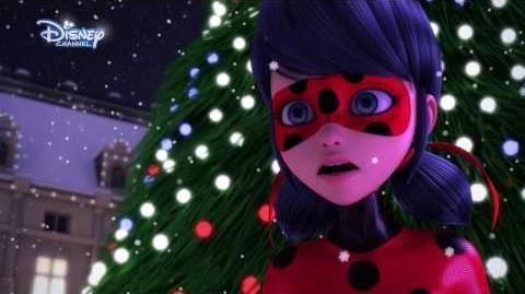 """Disney Channel España Videoclip Prodigiosa Las aventuras de Ladybug - """"Eres tú mi secreto amor"""""""