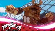 MIRACULOUS 🐞 PANADERIX - Akumatizado 🐞 Las Aventuras de Ladybug