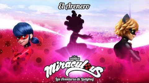 MIRACULOUS 🐞 EL ARENERO - TRAILER 🐞 Las Aventuras de Ladybug