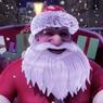 Père Noël Chara Design