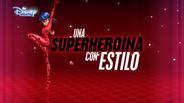 Una superheroína con estilo