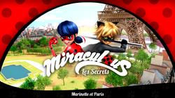 Marinette et Paris - Title Card