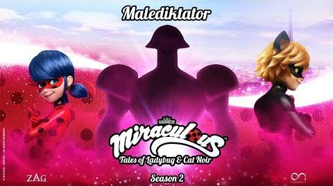 MIRACULOUS - 🐞 MALEDIKTATOR - OFFICIAL TRAILER 🐞 - Tales of Ladybug and Cat Noir