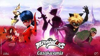 MIRACULOUS 🐞 CAZAKWAMIS - TRAILER 🐞 Las Aventuras de Ladybug
