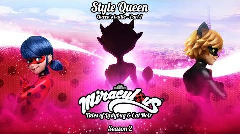 MIRACULOUS 🐞 STYLE QUEEN (Queen's battle part 1) - TRAILER 🐞 Tales of Ladybug and Cat Noir