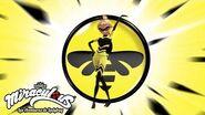 MIRACULOUS 🐝 QUEEN BEE - Transformación 👑 Las Aventuras de Ladybug Oficial episodio
