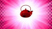 Lucky Charm - Teapot