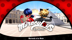 Marinette et la Mode - Title Card