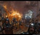 Guerres en Péninsule en l'an 8 (en construction)
