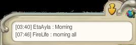 Chat-tool bar