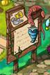 Village Tree Watering Effect (Board)