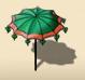 Green Parasol