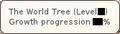 World tree-popup