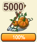 Pumpkin Efficient Farmer