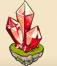 Powerful Mushroom Crystal