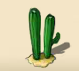 Twin Cactus
