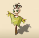 Shamanic Scarecrow