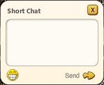 Chat-bubble-menu