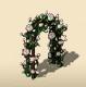 Silver Rose Gate