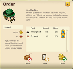 Questie-order