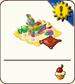 Piñata of sweets