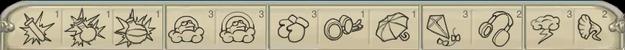 Race-spells menu