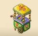 Decorative Ice Cart