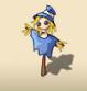 Magical Scarecrow