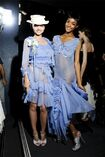 Miranda kerr john galliano ss 2012 backstage RQh6s8F.sized