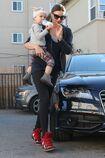 Miranda Kerr Miranda Kerr Son Flynn Gym Beverly rX1DcOeAKJYl