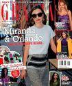 Miranda Kerr for Grazia South Africa, December 2013