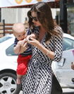 10519 Preppie Miranda Kerr out with baby Flynn at the nail salon 27 122 499lo