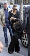 85759 Tikipeter Miranda Kerr is seen arriving at her hotel 011 122 1107lo