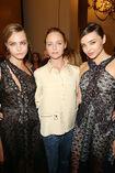 Cara-Delevingne-Stella-McCartney-Miranda-Kerr-shared-moment