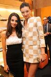 Miranda Kerr Louis Vuitton store opening in Cancun 012513 08