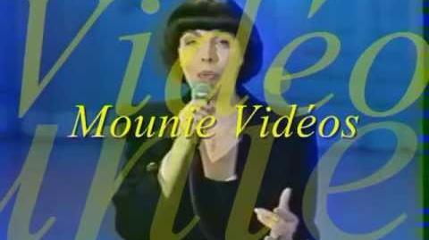 Mireille Mathieu - A la moitié de la distance