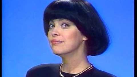MIREILLE MATHIEU nie war mein herz dabei DDR-Silvestersho TEMPO 88