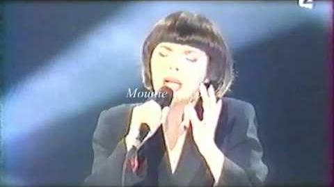 Mireille Mathieu - Aujourd'hui je reviens