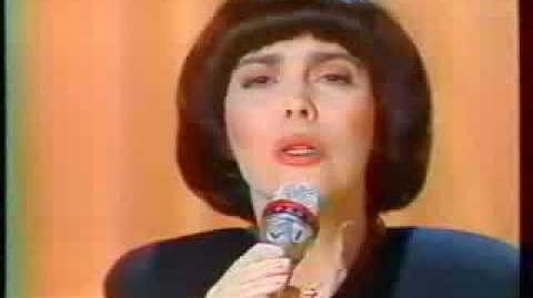 Mireille Mathieu - Je me parle de toi